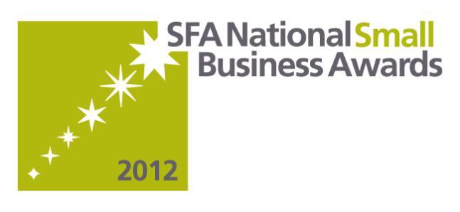 SFA AWards Logo 2012
